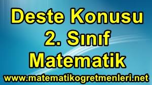Deste Konusu 2. Sınıf Matematik