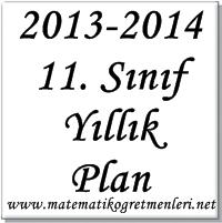 2013-2014 8. Sınıf Matematik Yıllık Planı
