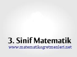 Uzunluk Ölçüleri 3. Sınıf Matematik