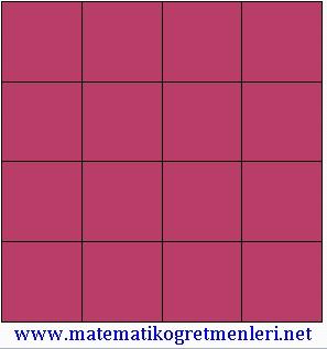 Alan Hesaplamaları 3. Sınıf Matematik