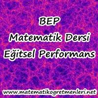 BEP Matematik Eğitsel Performans