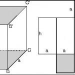 Prizmanın yüzey alanı nasıl hesaplanır?