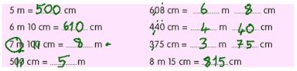 3. Sınıf Uzunluk Ölçüleri – Konu Anlatımı