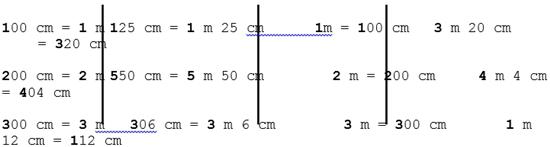 2. Sınıf Matematik Uzunluk Konusu