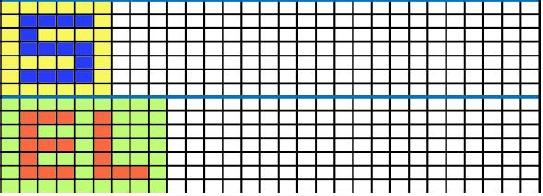 Süslemeler Konusu Etkinliği 4. Sınıf Matematik