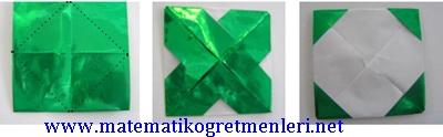 3. Sınıf Origami Çerçeve Yapımı