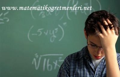 Matematik Korkusunu/Nefretini Nasıl Bitirebiliriz?